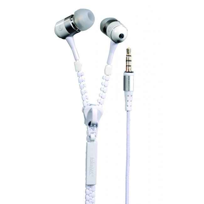 In-ear headphone rits design wit